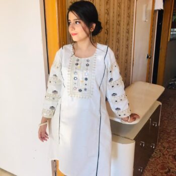 Embroided Kurtis Collection